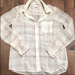F21 Button-down Top